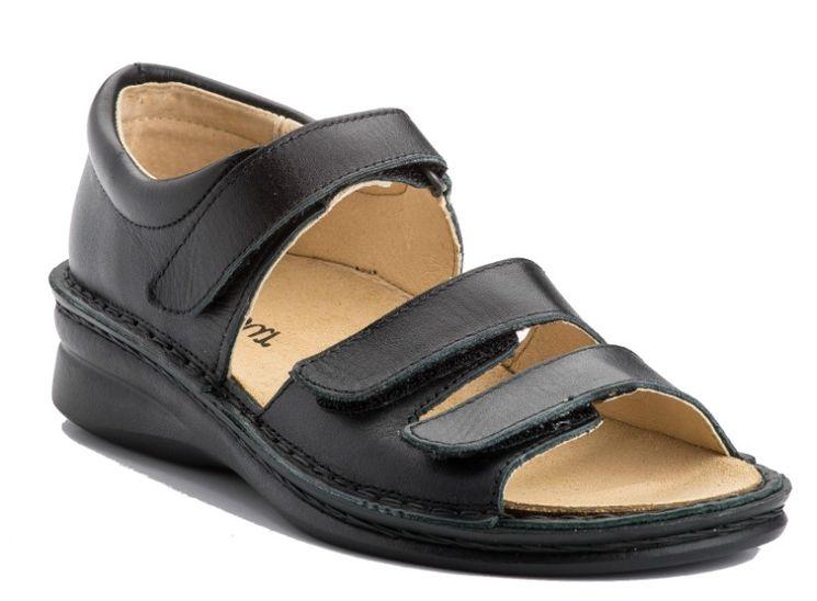 Chaussure Adour Alpha - Noir