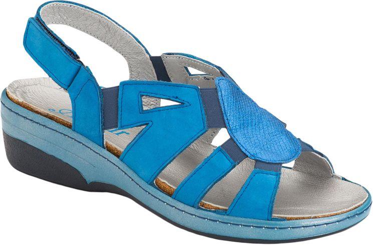 Chaussure Adour AD-2179-B - Bleu