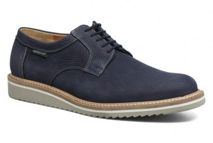 Chaussure Méphisto Enzo - Bleu
